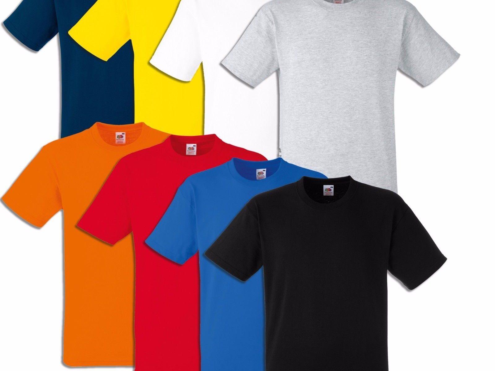 art-29 Fruit-of-the-Loom-T-Shirt-Heavy-Cotton
